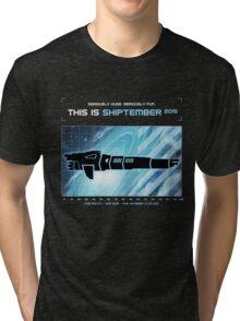 SHIPtember 2015 Tri-blend T-Shirt
