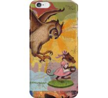 Thoughful - Boy Silhouette iPhone Case/Skin