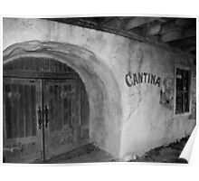 Old Tima Cantina Poster