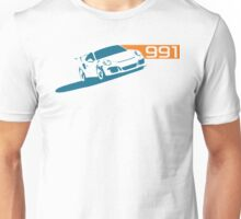 The race car for the everyday Unisex T-Shirt