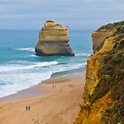 12 Apostles on The Great Ocean Road by Yukondick