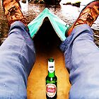 Relaxed kayaking  by KyleMWhite
