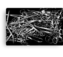 Forceps Canvas Print