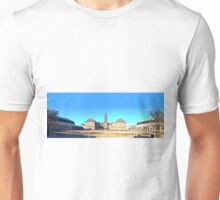 The Houses of Parliament in Copenhagen, DENMARK Unisex T-Shirt