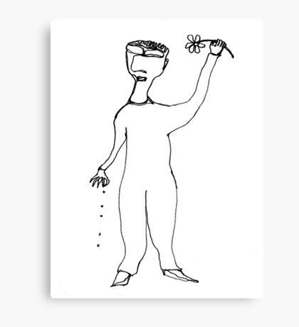 cultivate Canvas Print