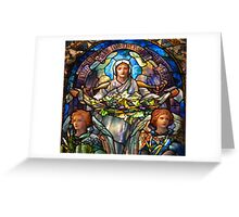 Blessed Are The Meek  For They Shall Inherit The Earth. #2 Greeting Card