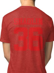 36 Chambers of Shaolin Tri-blend T-Shirt