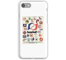 vintage MLB iPhone Case/Skin
