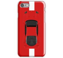 Top view of the legend iPhone Case/Skin