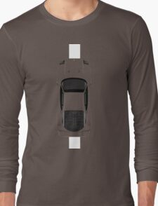 Top view of the legend Long Sleeve T-Shirt