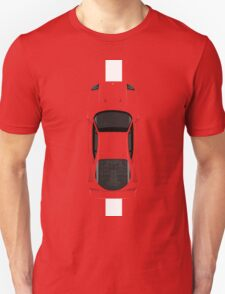 Ferrari F40 (top view) T-Shirt