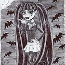 Iconic Draculaura by Kashmere1646