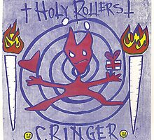 CRINGER AND THE HOLY ROLLERS SPLIT by OUTERHEAVEN19XX