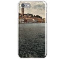 Venetian old town iPhone Case/Skin