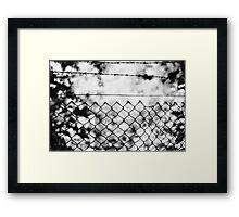 Nature, captured Framed Print