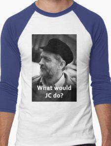 What would JC do Men's Baseball ¾ T-Shirt