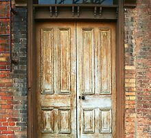 Old Door by Christopher Herrfurth