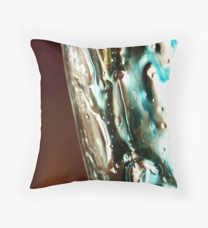 jar sequence Throw Pillow