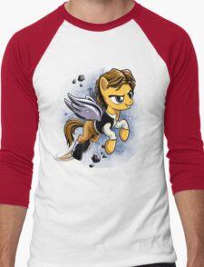 My Rebel Pony Men's Baseball ¾ T-Shirt