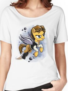 My Rebel Pony Women's Relaxed Fit T-Shirt
