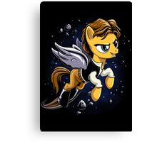 My Rebel Pony Canvas Print