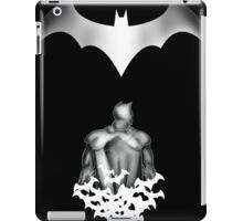 Batman Arkham Knight - black version iPad Case/Skin