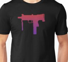 MAC 10 FIRE AND ICE Unisex T-Shirt