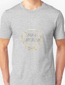 Smash Capitalism Unisex T-Shirt