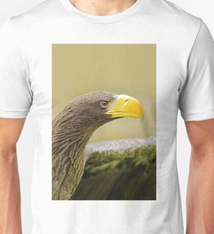 Steller's Sea Eagle (Haliaeetus pelagicus) Unisex T-Shirt