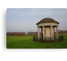 Mote Park, Maidstone Canvas Print