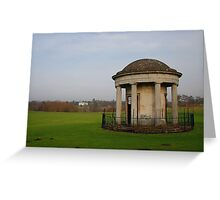 Mote Park, Maidstone Greeting Card
