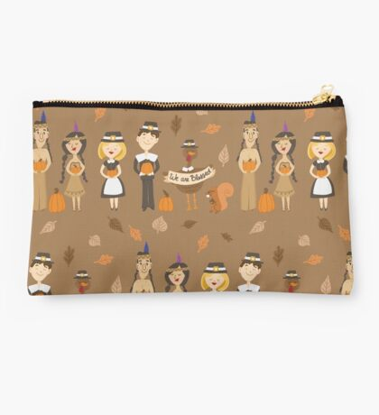 We are Blessed Studio Pouch