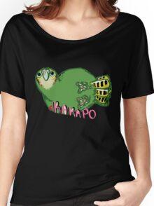 Kakapo Women's Relaxed Fit T-Shirt