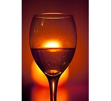 Time For Wine Photographic Print