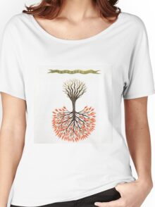 LUNGFISH - LOVE IS LOVE Women's Relaxed Fit T-Shirt