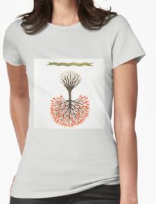 LUNGFISH - LOVE IS LOVE Womens Fitted T-Shirt