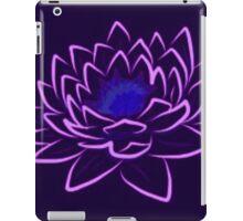 Sacred Lotus - Digital Art iPad Case/Skin