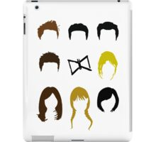 until dawn - hair iPad Case/Skin
