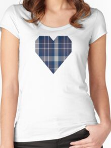 00649 Earl of St. Andrews Dress  Women's Fitted Scoop T-Shirt