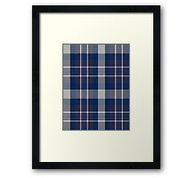 00649 Earl of St. Andrews Dress  Framed Print