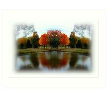 Dreamy Autumn Day!!! ©  Art Print