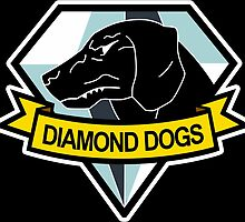 Diamond Dogs by timur139