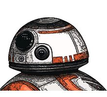 BB-8 Photographic Print