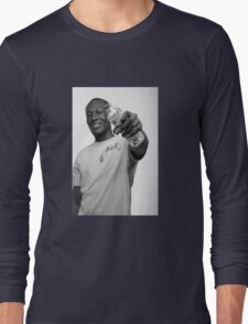STORMZY WATER PORTRAIT Long Sleeve T-Shirt