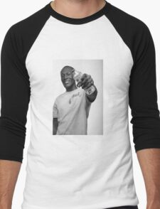 STORMZY WATER PORTRAIT Men's Baseball ¾ T-Shirt
