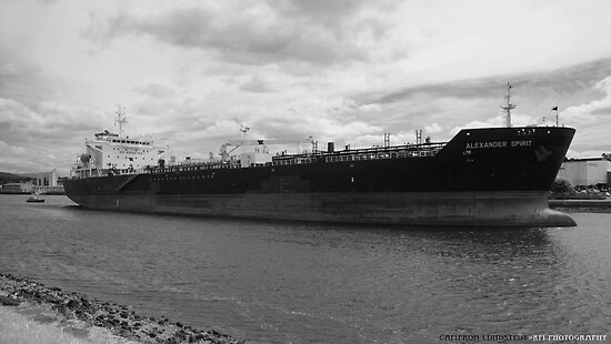 Alexander Spirit-Black and White-Devonport by Khrome Photography