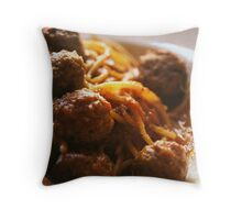 Simple Things in Life Throw Pillow