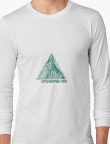 Little Bear Peak Long Sleeve T-Shirt