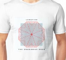 LUNGFISH - THE UNANIMOUS HOUR Unisex T-Shirt