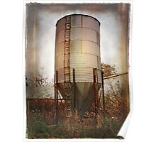 A Silent Silo Poster